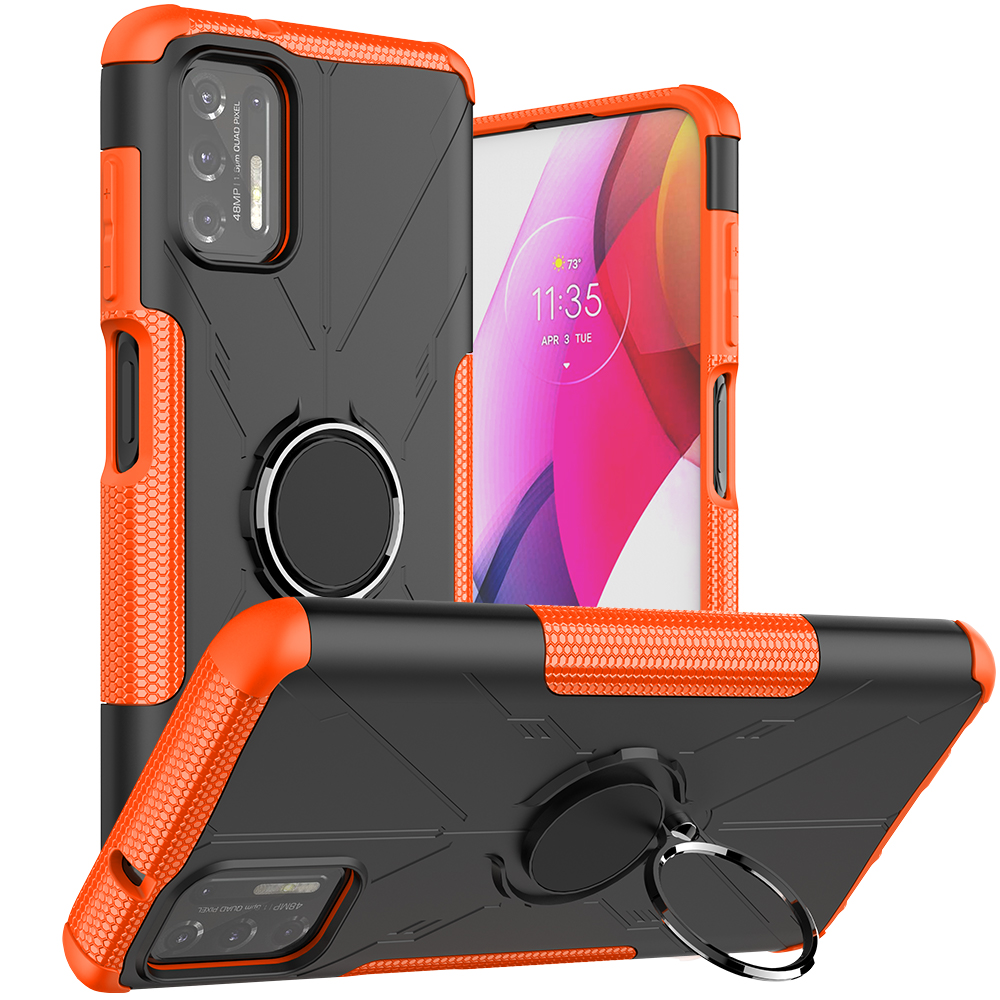 Mecha Phone Case For Motorola G Stylus 2021