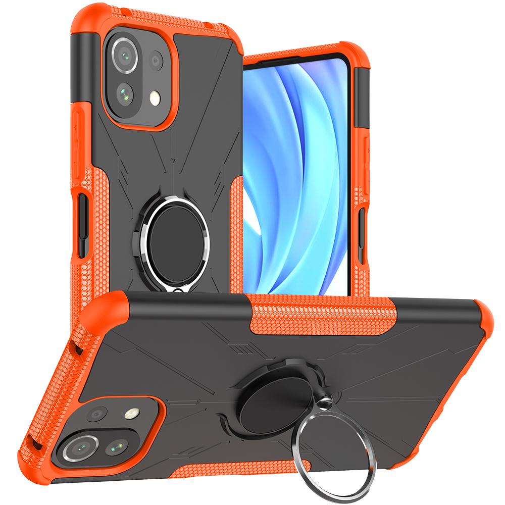 Mecha Phone Case For Xiaomi 11 Lite 4G/5G